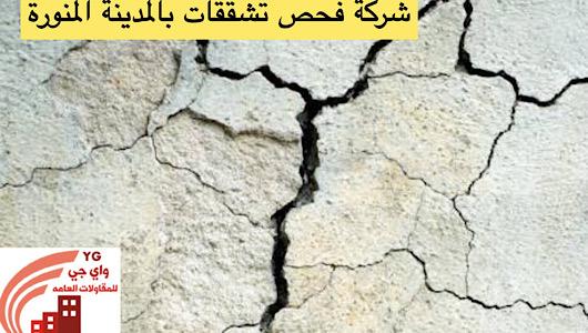 You are currently viewing شركة فحص تشققات بالمدينة المنورة
