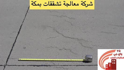 Read more about the article شركة معالجة تشققات بمكة